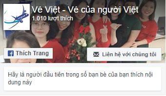 Fanpage Veviet