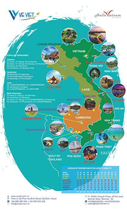 201111. Vietnam Maps